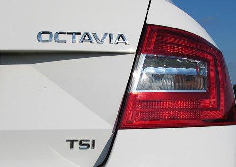 Skoda Octavia TSI met olieverbruik